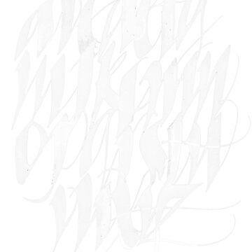 Lettering Rules by carolnix