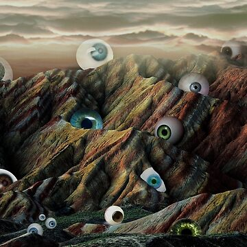 The Hills Have Eyes by mensijazavcevic