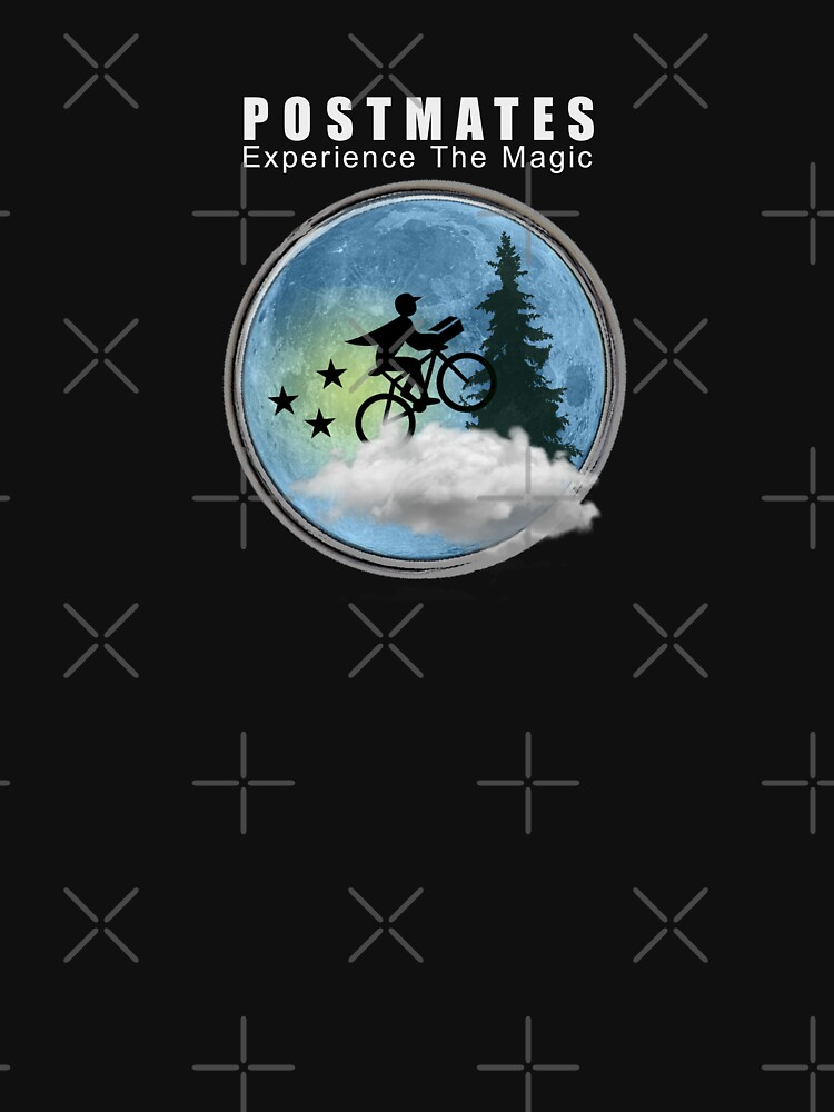 Postmates | Experience The Magic | Dark Apparel by PureCreations