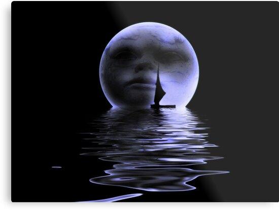 Moon.. by nishagandhi