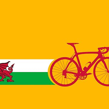 Bike Stripes Wales by sher00