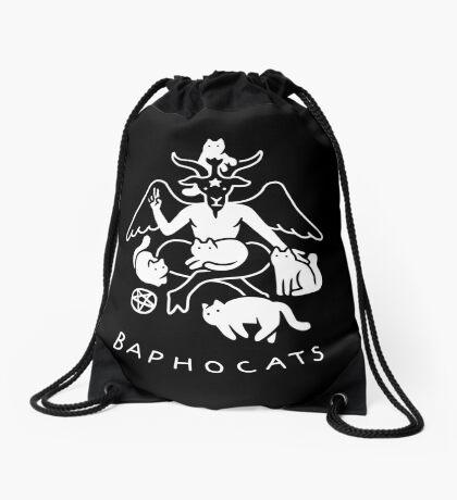 Baphocats Drawstring Bag