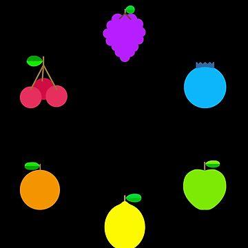 Fruit salad by archangelglass