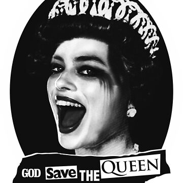 God save the Queen by archangelglass