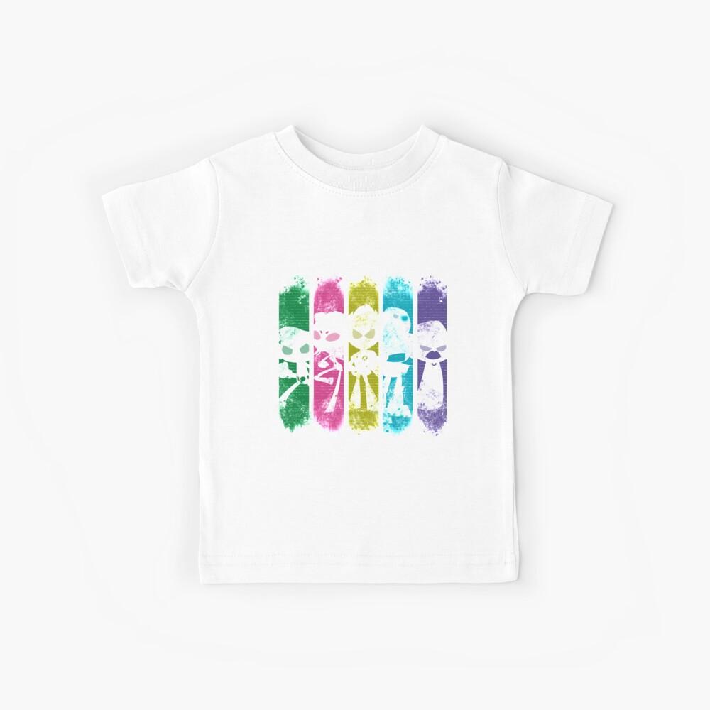TITANIC SHADOWS Kids T-Shirt