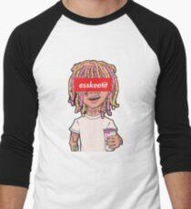 New Lil Pump Esskeetit Merchandise Men's Baseball ¾ T-Shirt