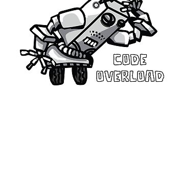 Robot Engineer Code Overload by LADGraphics