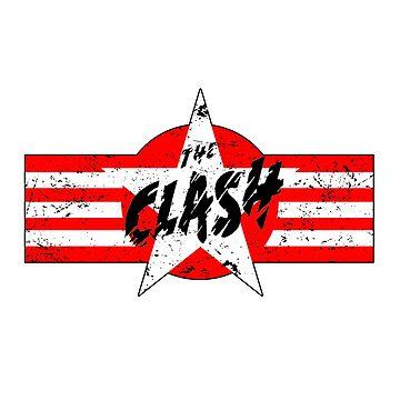 Clash by gorgeouspot