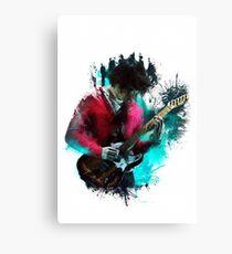 Jonny Canvas Print