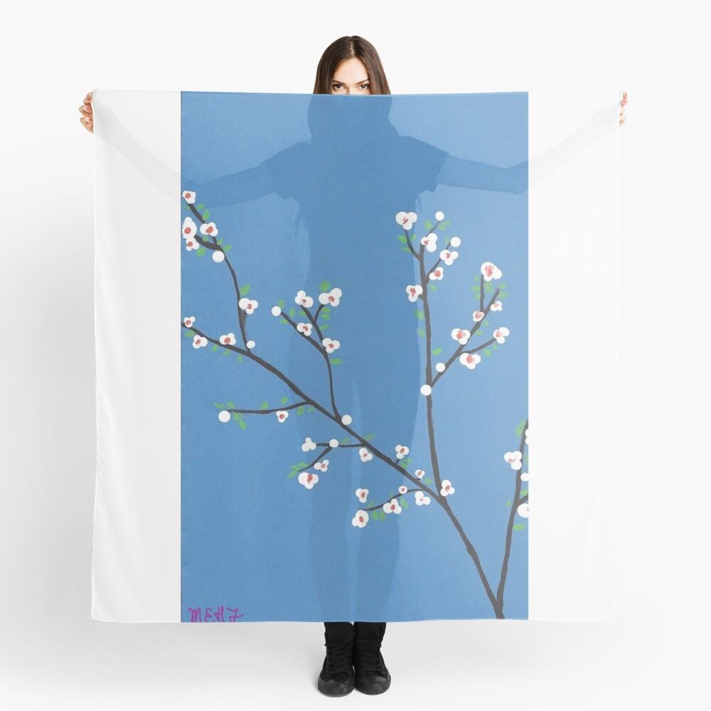 Blüten Tuch