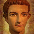 The Face of Caligula by Nigel Fletcher-Jones