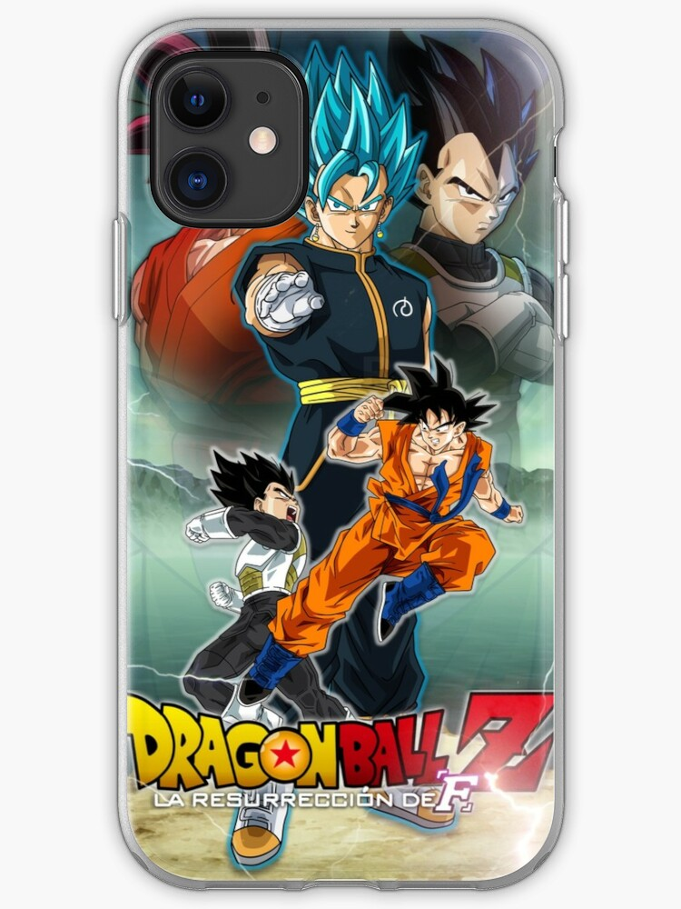 DRAGON BALL Z RESURRECTION F GOKU iphone case