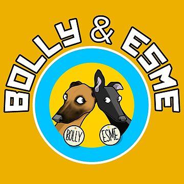 Bolly & Esme by jameshardy