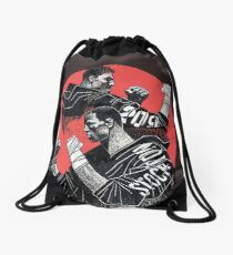 Diaz Brothers Nick & Nate  Drawstring Bag