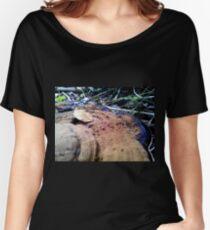 Dirty Cap Women's Relaxed Fit T-Shirt