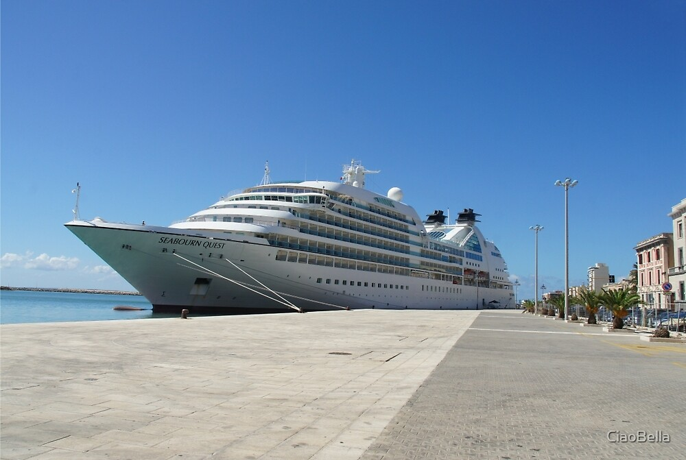 Seabourn Quest by CiaoBella