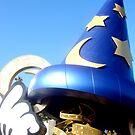 Sorcerer Hat by L.D. Franklin