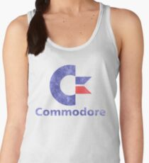 Commodore Faded Women's Tank Top
