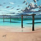 Jetty Remians by scottnaismith