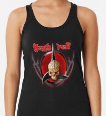 house of Nagh rEd Racerback Tank Top