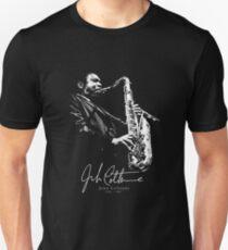 John C -Jazz-Sax-Music Unisex T-Shirt