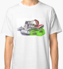Beginnings - Teenage Mutant Ninja Turtles Classic T-Shirt
