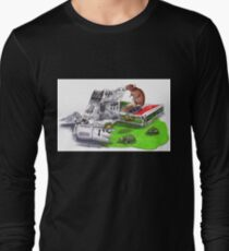 Beginnings - Teenage Mutant Ninja Turtles Long Sleeve T-Shirt
