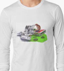 Beginnings - Teenage Mutant Ninja Turtles Long Sleeve T-Shirt