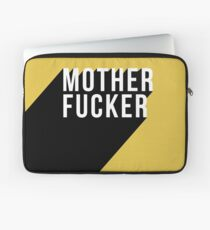 MOTHER FUCKER | Digital Art Laptop Sleeve