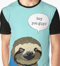 Hey you guys! Graphic T-Shirt