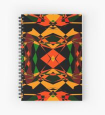The Afro In Me Spiral Notebook