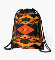 The Afro In Me Drawstring Bag