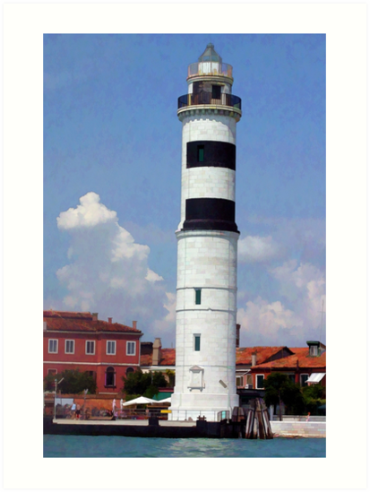 Lighthouse: Venice, Italy by csegalas
