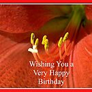 Stamens Birthday Card by lesquirt