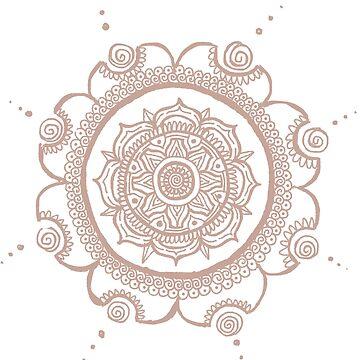 Henna design by ChuckieEDesign