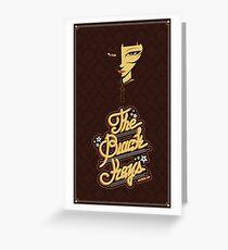 The Black Keys Greeting Card