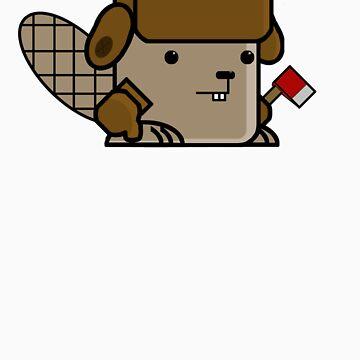 beaver by stevegrig