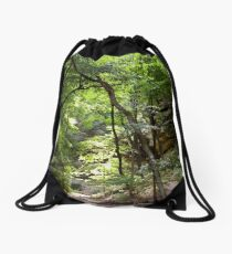 Wildcat Canyon Drawstring Bag