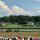 Saturday at the Races, Saratoga by FortuitousPhoto
