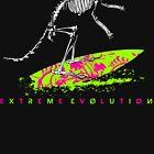 EXTREME EVOLUTION by Veronica  Jackson