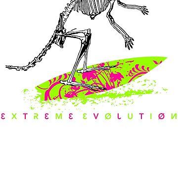 EXTREME EVOLUTION by ronyjackson