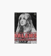Dreams - Fleetwood Mac (Stevie Nicks) Art Board