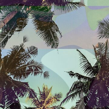 Trippy Palm Trees by LiquidBass