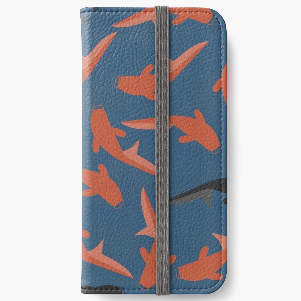 Wabi Sabi & Koi iPhone Wallet