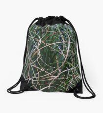 Abstract from nature Drawstring Bag
