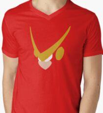 Quickman Men's V-Neck T-Shirt