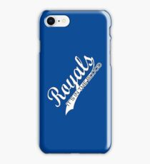 Royals - It's In The Blood iPhone Case/Skin