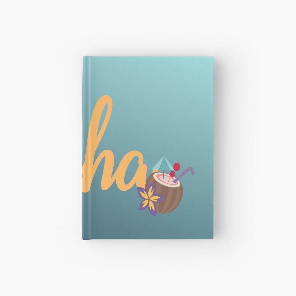 Aloha Hardcover Journal