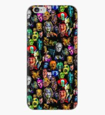 horror film baddies legends iPhone Case