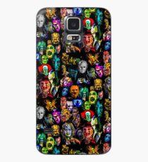 Horrorfilm Bösewichter Legenden Hülle & Klebefolie für Samsung Galaxy